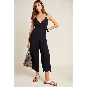 NEW L*Space Come Together Jumpsuit Black X Small